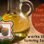 Flatten Your Belly and Lose Weight: Safflower Muffins Discovery