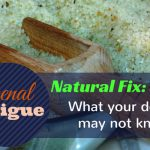 Unbleached Natural Salt for Adrenal Fatigue