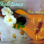 WholeTones Healing Music Guitar